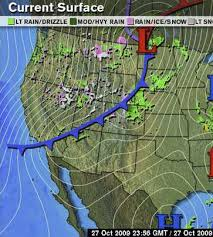 us weather map cold fronts weather map los angeles my