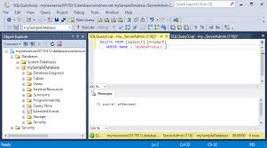 how to view table in sql ssms connect and query data in azure sql database microsoft docs