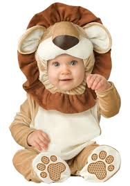 baby costume lovable lion costume for infants