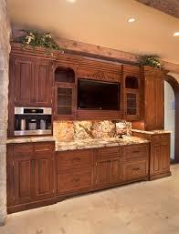 Tv For Kitchen Cabinet Custom Kitchen Cabinets Kitchen Remodeling Kitchen Renovation