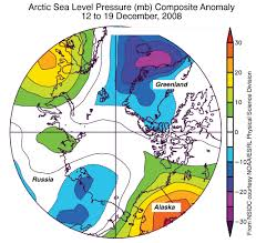 Alaska Temperature Map by January 2009 Arctic Sea Ice News And Analysis