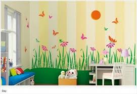 Simple Kids Room Painting Ideas Home Design - Painting for kids rooms