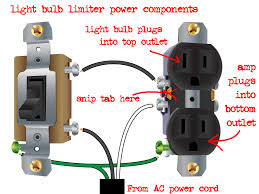 turn light socket into outlet tools of the trade light bulb limiter doktor ross sewage