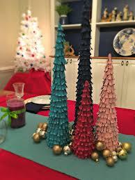 pine cone tree ornaments tone pine cone craft