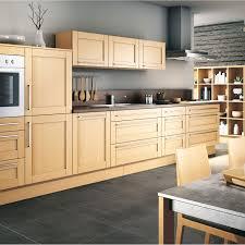cuisine minimaliste design facade de cuisine leroy merlin idées de design moderne