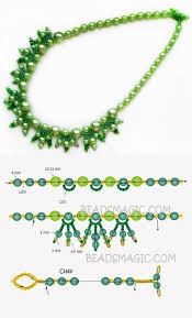 3187 best necklaces images on pinterest earrings beads and jewelry