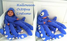 Octopus Halloween Costume Halloween Bean Octopus Call Ajaire