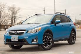 blue subaru crosstrek 2016 subaru crosstrek sport review doubleclutch ca
