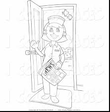 remarkable animal alphabet letter coloring page with nurse