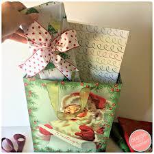 christmas shopping bags diy christmas shopping bag door hanger