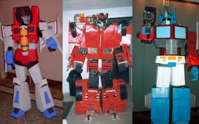Transformer Halloween Costumes Fasthack Transformers Costumes