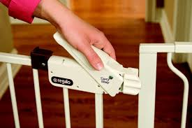 Munchkin Baby Gate Replacement Parts Amazon Com Regalo Extra Widespan Walk Through Safety Gate White