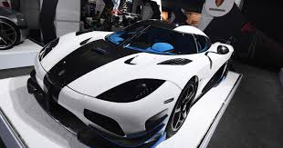 new koenigsegg 2017 the 2017 new york international auto show