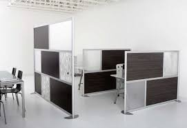 interior sound proof free standing wall dividers with white wall