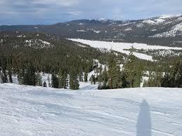 China Peak Map by China Peak California Ski North America U0027s Top 100 Resorts Project