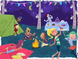 how to have an awesome teen camp out 6 steps with pictures