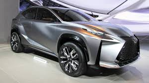 2016 lexus suv youtube top 10 cool cars concept vehicles from 2014 naias youtube