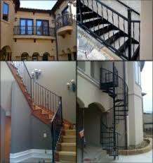 wrought iron balcony u0026 stairs railing service