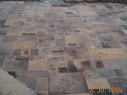 Reclaimed Patio Slabs Curbstone U0026 Sidewalk Installations