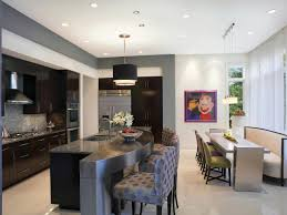 modern kitchens hgtv