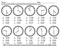 24 best time images on pinterest telling time clock worksheets