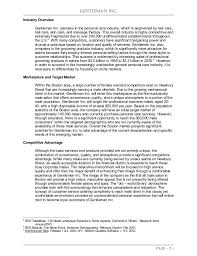retail business plan template the business plan for your