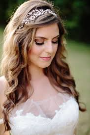 bridal hairstyle pics how to use wedding bands to make your wedding hairstyle look great