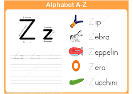 letter z tracing worksheet free printable puzzle games