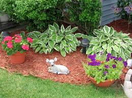 Flower Garden Ideas Backyard Flower Garden Ideas With Image Of Backyard Flower