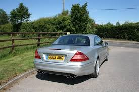 mercedes cl55 amg mercedes cl55 amg cl cl55 amg kompressor for sale