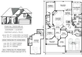 house plans for wide lots 50 foot wide house plans 2 story 3 bedroom bathroom 1 dining room