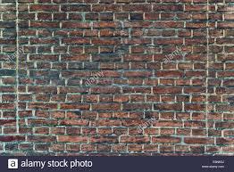 brick wall backdrop brick wall as backdrop or pattern stock photo
