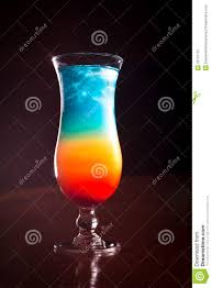rainbow cocktail drink rainbow cocktail stock photo image 49707731
