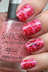 57 best valentine u0027s day nail art images on pinterest heart nails