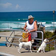 20 Great Dog Walks Around Sydney And Central Coast Australian Hurricane U0027s Grill U0026 Bar Bondi Beach Sydney Steakhouse Restaurant