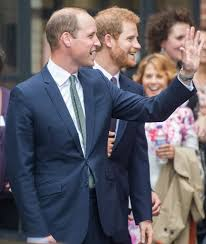 Prince Harry by Prince William And Prince Harry Visit Grenfell Tower Fire Victims