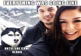 Dog Girlfriend Meme - jealous husky know your meme
