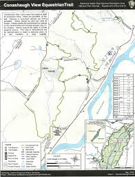 Promised Land State Park Map by Gone Hikin U0027 May 2013