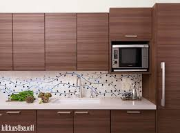 Kitchen Backsplash Ideas On A Budget Black Metal Chrome Gas Range - Backsplash ideas on a budget