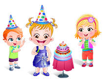 baby s birthday baby hazel birthday party play free online baby hazel