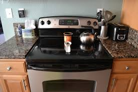Gas Cooktop Vs Electric Cooktop Whole Home Detox How To Clean A Glass Ceramic Cooktop Naturally