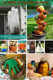 12 creative diy halloween decorations check out these cute and