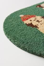 Holiday Doormat Holiday Pups Doormat Anthropologie