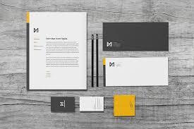 stationery set chroma stationery set stationery templates creative market
