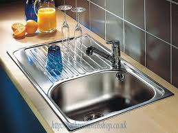 Stainless Steel Kitchen Sinks BLANCO Tipo S Compact C Stainless - Compact kitchen sinks stainless steel