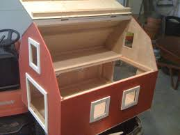 wooden barn toy chest plans pdf plans