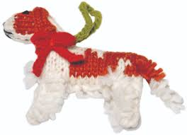 cavalier king charles spaniel ornament chilly sweaters