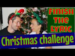 Challenge Psychosoprano Finish The Lyric Challenge
