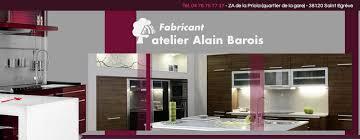 fabricants de cuisines fabricants cuisines meubles sur mesure 38 atelier alain barois