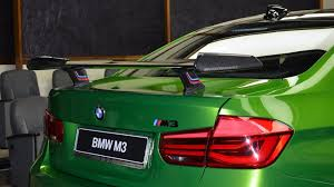 green bmw fully loaded bmw m3 java green is the antonym of subtle